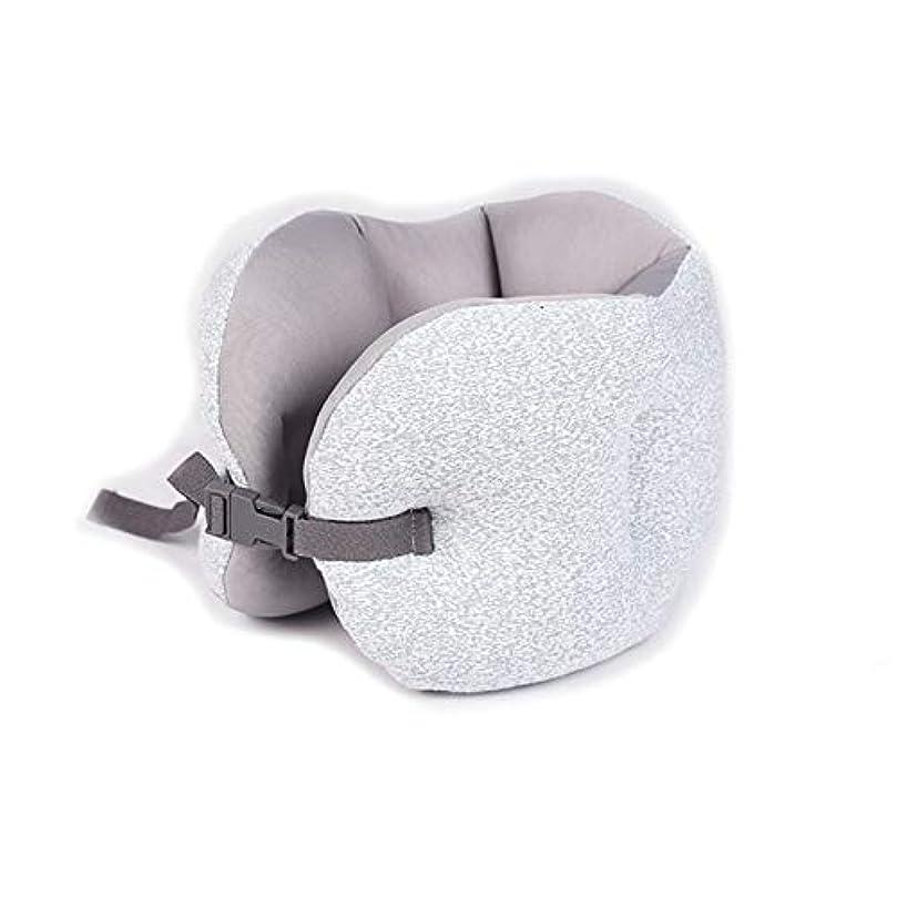 殺人あいまいさ高架SMART ホームオフィス背もたれ椅子腰椎クッションカーシートネック枕 3D 低反発サポートバックマッサージウエストレスリビング枕 クッション 椅子
