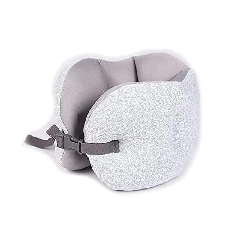 命令的最後の新聞SMART ホームオフィス背もたれ椅子腰椎クッションカーシートネック枕 3D 低反発サポートバックマッサージウエストレスリビング枕 クッション 椅子