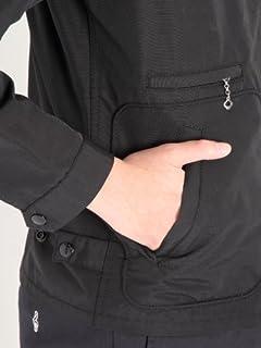 Storm Jacket 11-18-0853-277: Black