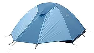 モンベル(mont-bell) テント クロノスドーム4型 [3~4人用] スカイブルー 1122492-SKB
