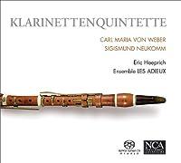 Clarinet Quintets (Klarinetten