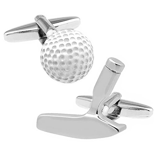 ゴルフ パター ボール カフス カフスボタン カフリンクス ...