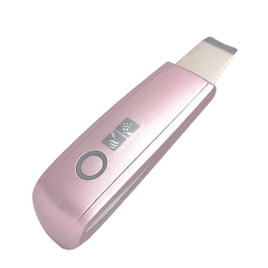 リスク錆び油Bellcida(ベルシーダ) 超音波美顔器 ION CLEANSE(イオンクレンズ) ピンク?IC02