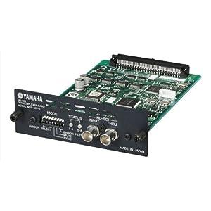 YAMAHA Mini-YGDAIカード 8チャンネルHD-SDI ディエンベッドインターフェースカード MY8-SDI-D
