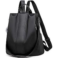 Women Backpack Purse Nylon Anti-theft Rucksack Travel School Shoulder Bag