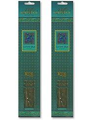 MISTICKS ミスティックス Currant Blue カラントブルー お香 20本 X 2パック (40本)