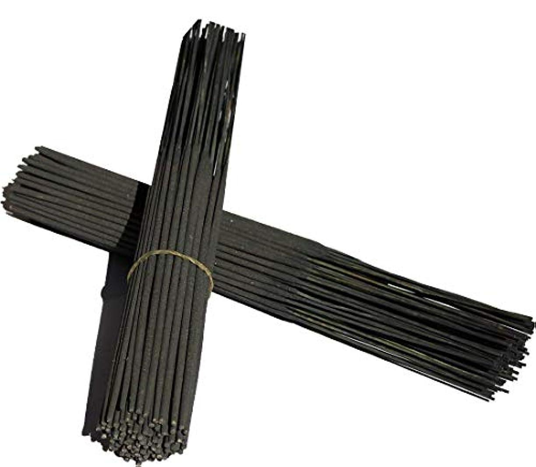 クラブ粘性のぶどう無香Incense SticksブラックColor Sticks 11