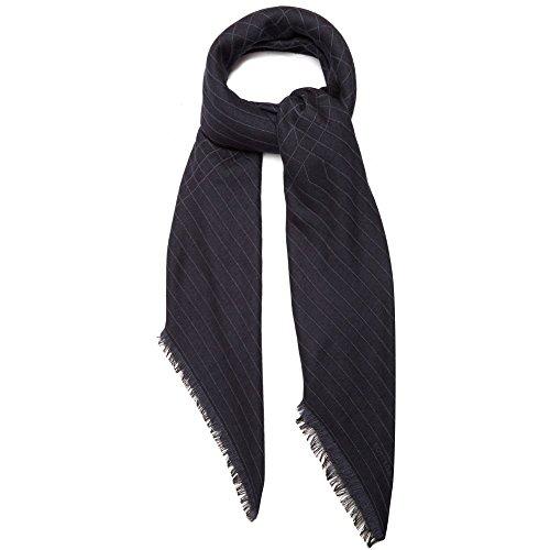 (ボッテガ ヴェネタ) Bottega Veneta メンズ マフラー・スカーフ・ストール Checked wool, silk and cashmere-blend scarf [並行輸入品]