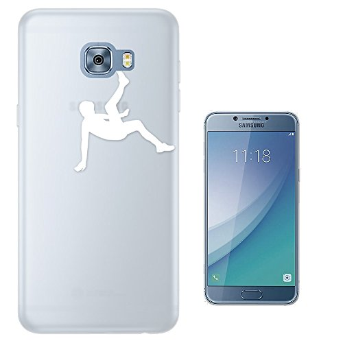 c00835 - Cool Fun Break Dancer Street Dance Hip Hop Rnb Design Samsung Galaxy C5 Pro Gel ファッショントレンド スマートフォンケース カバー