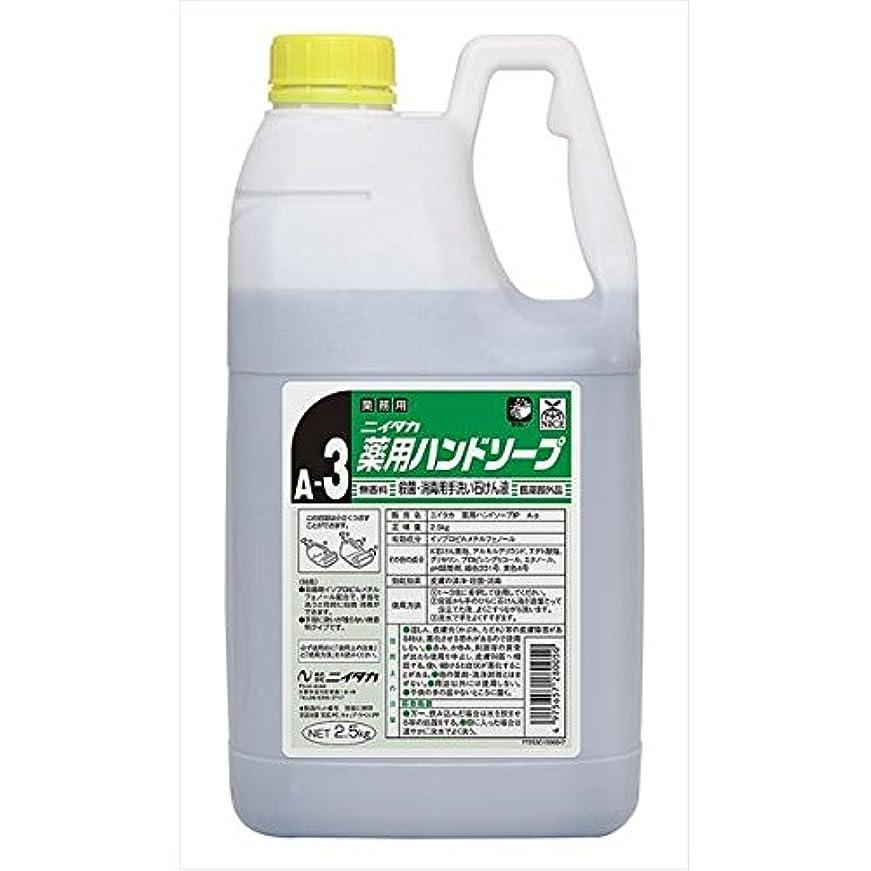 おとこ穀物いうニイタカ:薬用ハンドソープ(A-3) 2.5kg×6 250162