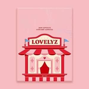 2019 Lovelyz Concert: Alwayz2 (inc. 124pg Photobook, 8 x Photocards +Polaroid Card) [Blu-ray]