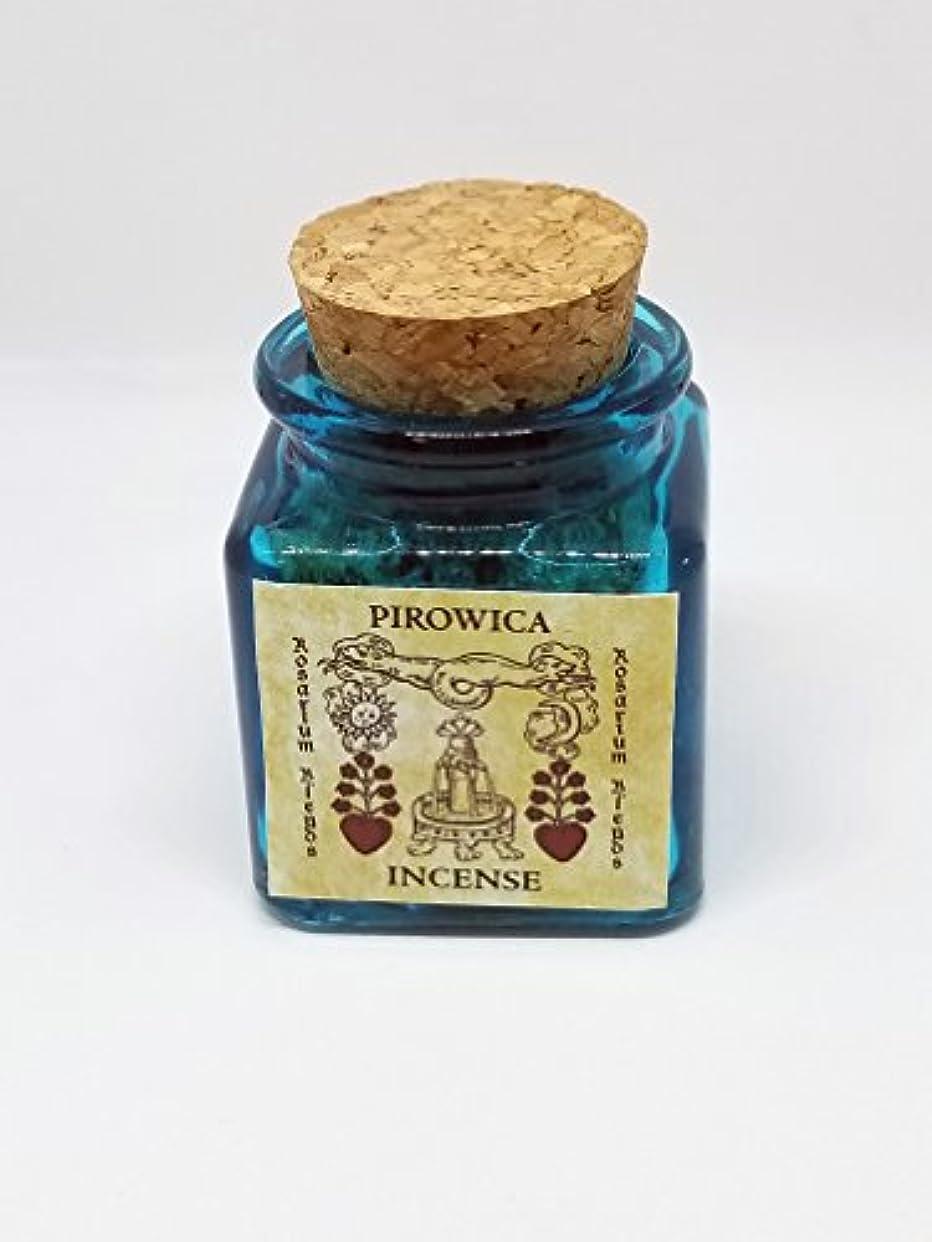 固執鳴らす水手作りお香ブレンド: Pirowica