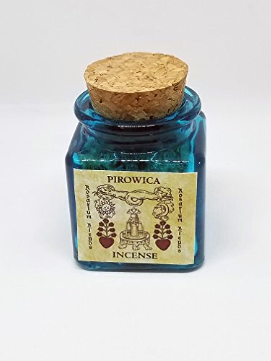 手作りお香ブレンド: Pirowica