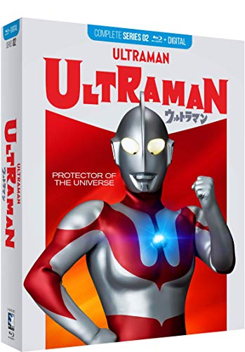 ウルトラマン コンプリート ブルーレイ [Blu-ray] (輸入版)
