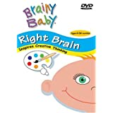Brainy Baby - Right Brain / Children [DVD] [Import]