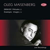 Maisenberg spielt Debussy