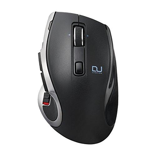 エレコム『ハードウェアマクロ搭載マウス(2台切替)(M-DC01MBBK)』