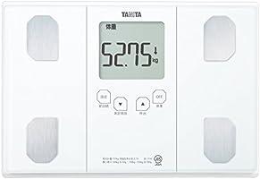 タニタ 体重・体組成計 インナースキャン50 ホワイト BC-314-WH 9項目測定 50g単位