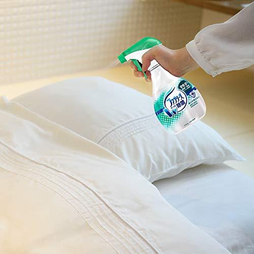 P&G『ファブリーズあらいたてのお洗濯の香り』