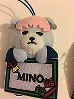 krunk winner クリスマスマスコット MINO ミノ