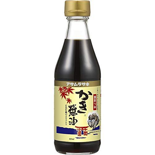アサムラサキ かき醤油 300ml