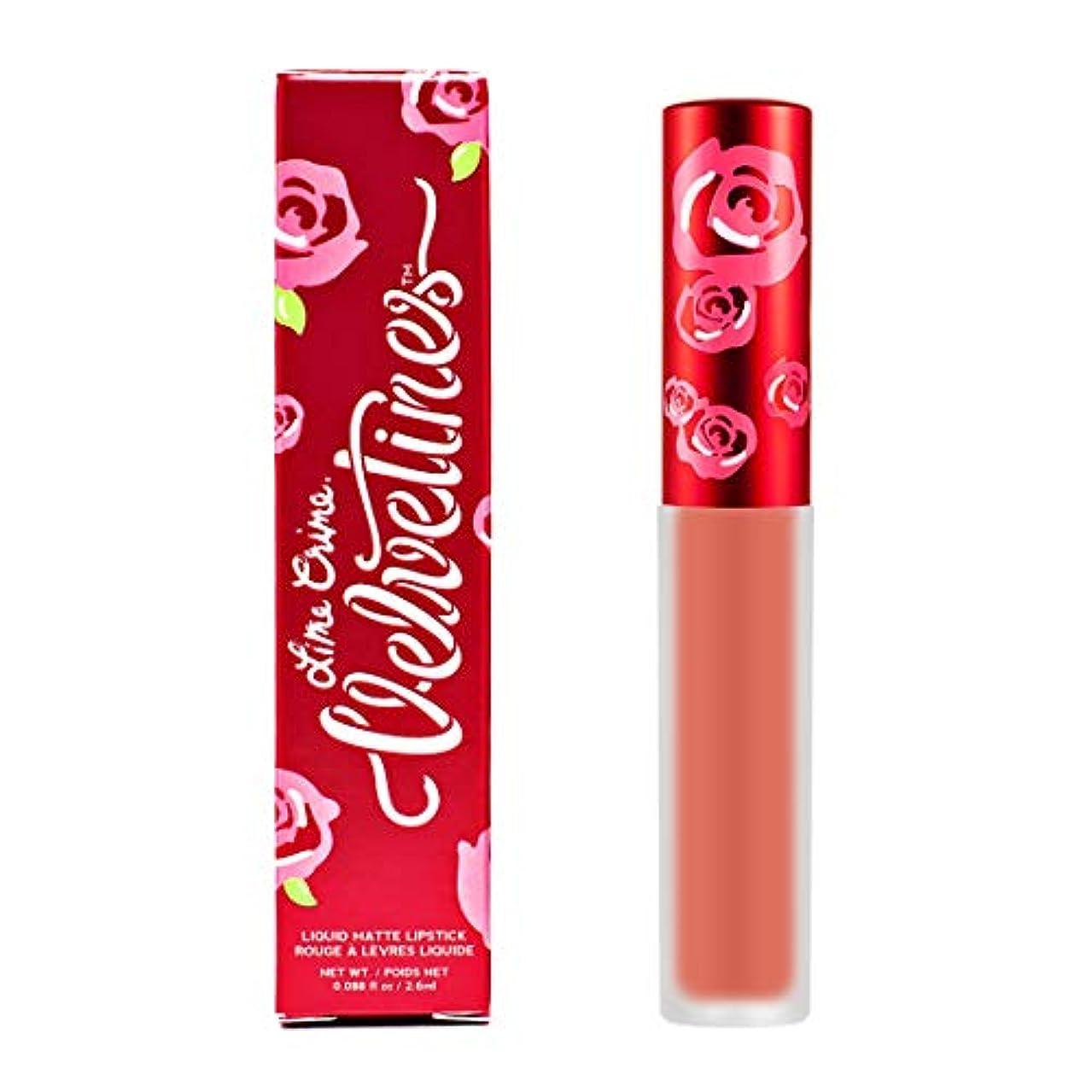 昨日あたたかいピカソLime Crime Velvetines Matte Liquid Lipstick - Desire 2.6ml