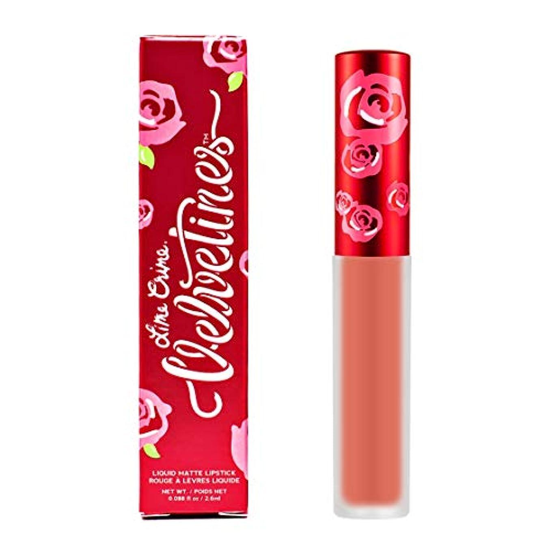 イル残基マニアックLime Crime Velvetines Matte Liquid Lipstick - Desire 2.6ml
