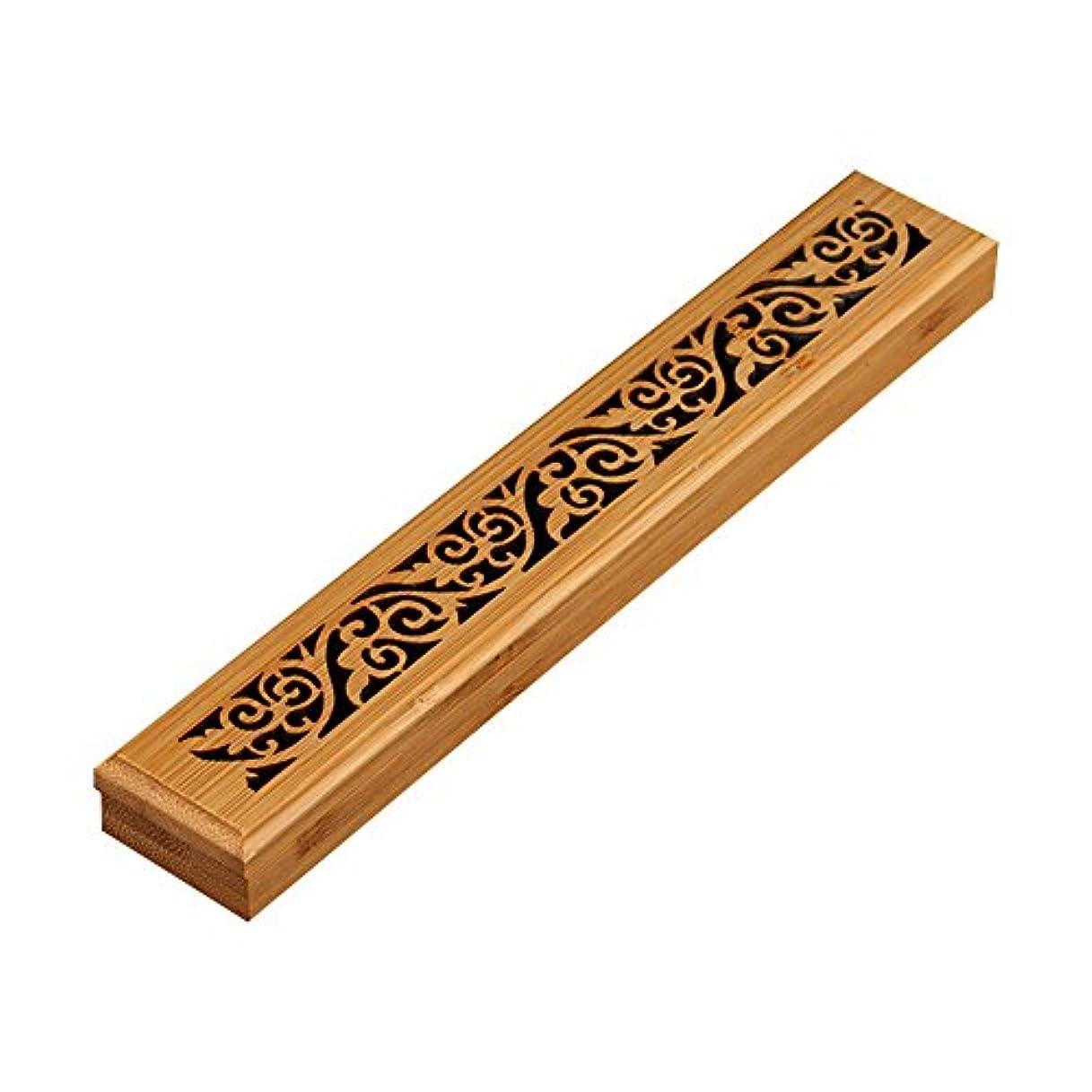 縫い目見捨てられたフェデレーションcheerfullus 2層木製お香ボックスお香スティックバーナーケースストレージボックス cheerfullus-234