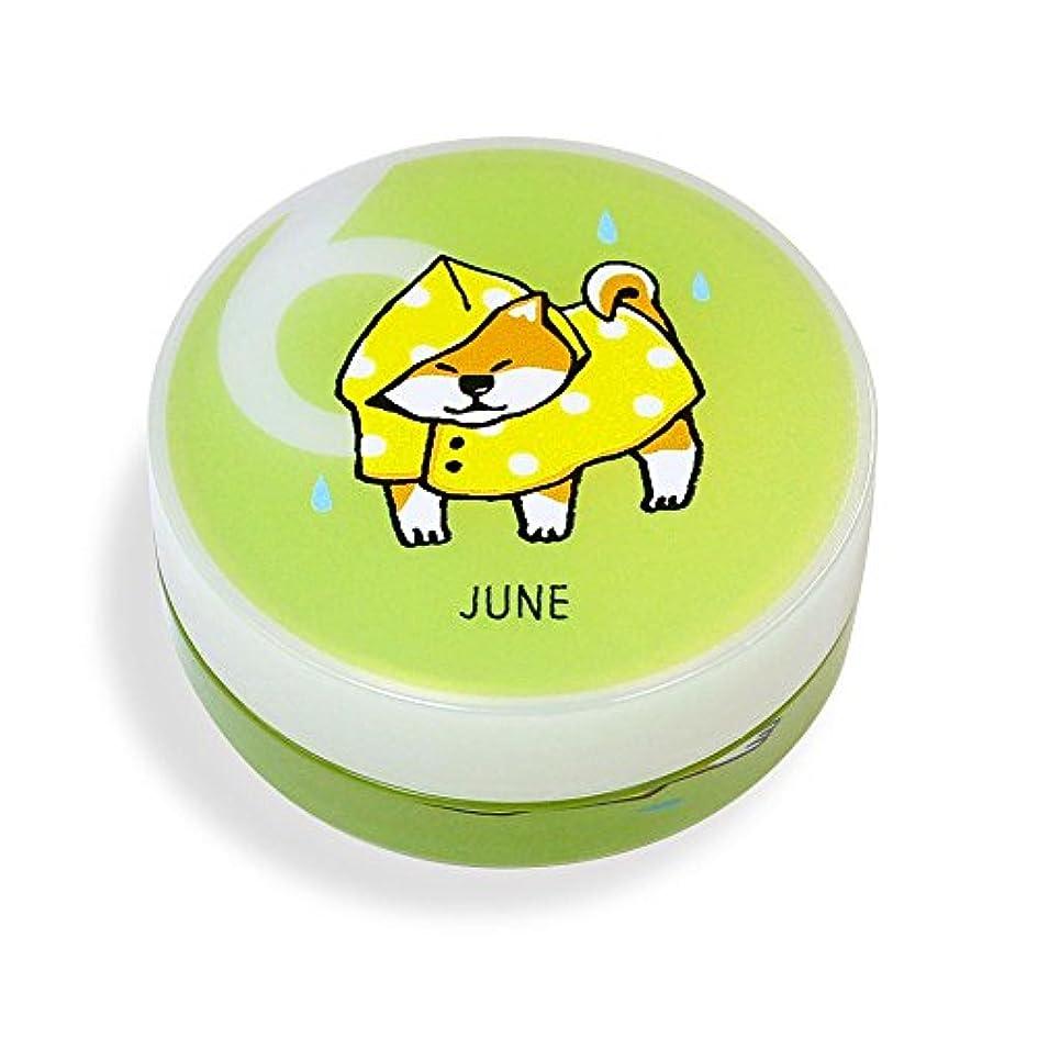 代わりに化学振る舞いしばんばん フルプルクリーム 誕生月シリーズ 6月 20g