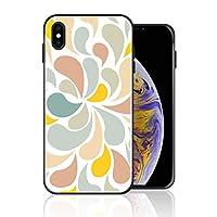 iPhone 6 Plus/iPhone 6s Plus ケース カラー 水滴 黄色い 携帯ケース スマホ用 携帯カバー アイフォンカバー 超耐久 軽量 超薄型 擦り傷防止 全面保護 全機種対応 ソフトケース シリコン TPU
