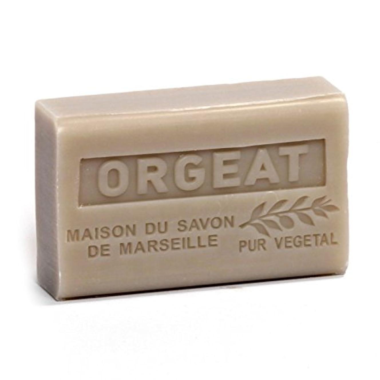 紀元前聡明撃退するSavon de Marseille Soap Orgeat Shea Butter 125g