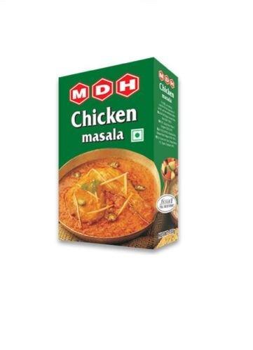 MDH チキンカレーマサラ 100g 1箱 Chicken curry masala スパイス ハーブ 香辛料 調味料 ミックススパイス 業務用