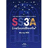 【Blu-ray】THE IDOLM@STER CINDERELLA GIRLS SS3A Live Sound Booth♪