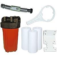 KleenWater 高温ウォーターフィルター 温水用 20ガロン 1分間流量 マルチパックシステム