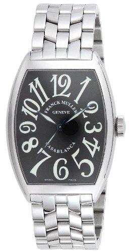 [フランクミュラー]FRANCK MULLER 腕時計 カサブランカ ブラック文字盤 自動巻 6850COBLK メンズ 【並行輸入品】
