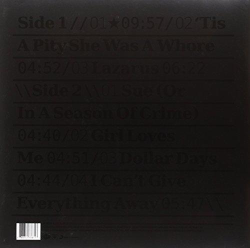 BLACKSTAR [12 inch Analog]