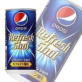 サントリー PEPSI ペプシ リフレッシュショット 缶200ml1箱30本