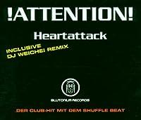 Heartattack [Single-CD]