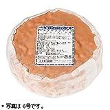 【冷凍便】冷凍スポンジケーキ(プレーン)5号 / 1個 TOMIZ(富澤商店) 冷凍スポンジプレーン 15cm(4?6人用)
