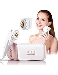 HIFU フェイスリフティング 抗しわ 機械 と 眼 カートリッジ ミニ 肌の引き締め 美しさ デバイス LED 肌の再生 老化防止 楽器 にとって サロン ホーム つかいます
