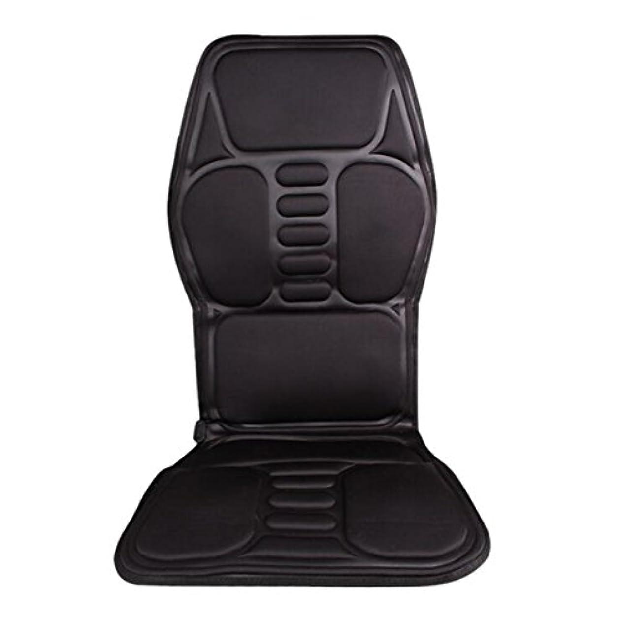 挨拶損傷流行しているXmony-72 シートマッサージャー ブラック カーシート 5機能5もみ玉付き オートオフタイマー内蔵 首/肩/背/腰/しり/太ももなどの全身のマッサージが可能 車用/自宅用/オフィス用 折り畳みが可能 持ち運び便利 リモコン付き ヒーター 理療 マットレス