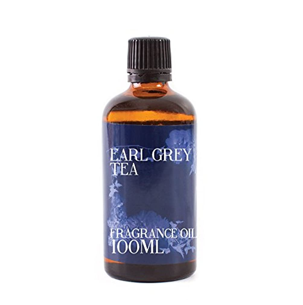 キリスト教ほんの粘着性Mystic Moments | Earl Grey Tea Fragrance Oil - 100ml