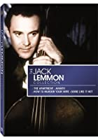 The Jack Lemmon Star Collection (Some Like It Hot/Avanti! / The Apartment/How To Murder Your Wife) [並行輸入品]