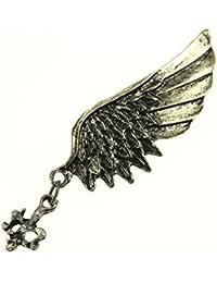 Vi.yo ブローチ 翼のブローチ 羽 飾り物 アクセサリー 贈り物 プレゼント ギフト メンズ レディース