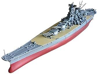 フジミ模型 1/700 艦NEXTシリーズ No.1 日本海軍戦艦 大和 色分け済み プラモデル 艦NX-1