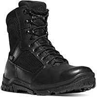 "Danner Men's Lookout Side-Zip 8"" Military and Tactical Boot"