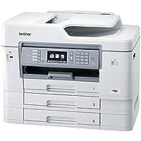 ブラザー 大容量インク型 プリンター A3 インクジェット複合機 MFC-J6999CDW (FAX/ADF/有線・無線LAN/給紙トレイ3段/両面印刷)
