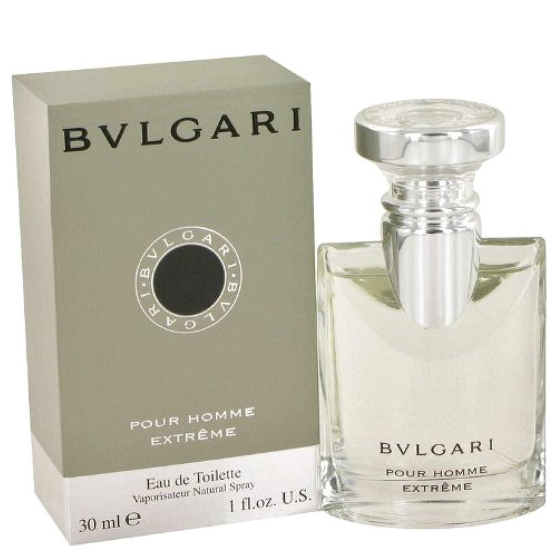 昇る展開する横たわるブルガリ プールオム エクストレーム オードトワレ EDT 30mL 香水