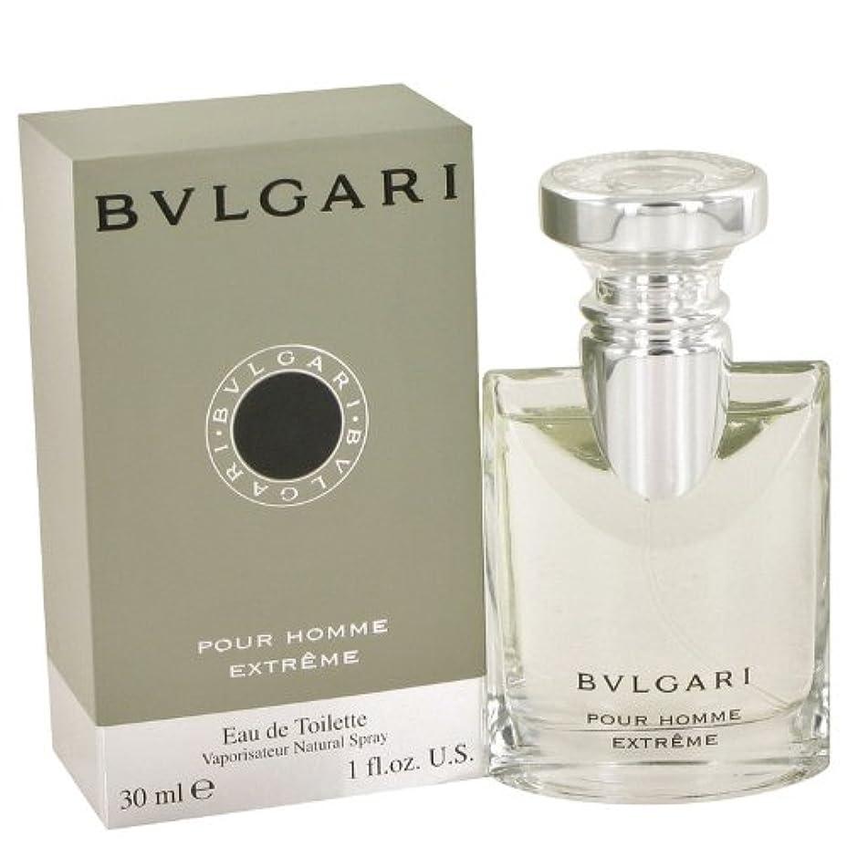 告白グレード穿孔するブルガリ プールオム エクストレーム オードトワレ EDT 30mL 香水