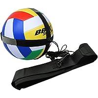 F.Regalo バレーボール パル アタック スパイク タンデム スプレット 練習 ゴム ベルト